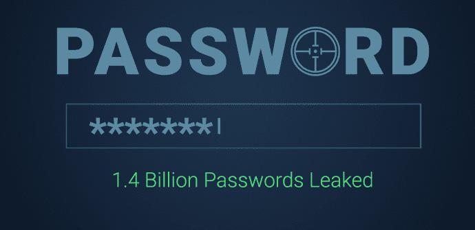 Filtradas millones de contraseñas de usuarios