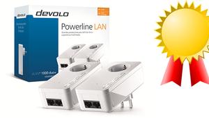 Publicamos el ganador del sorteo de un pack de PLCs devolo dLAN 1000 duo+