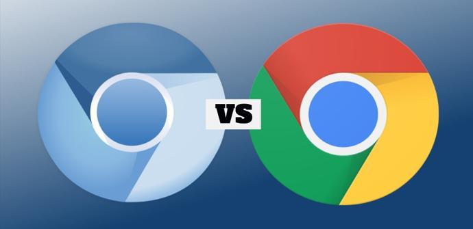 Diferencias entre Chrome y Chromium