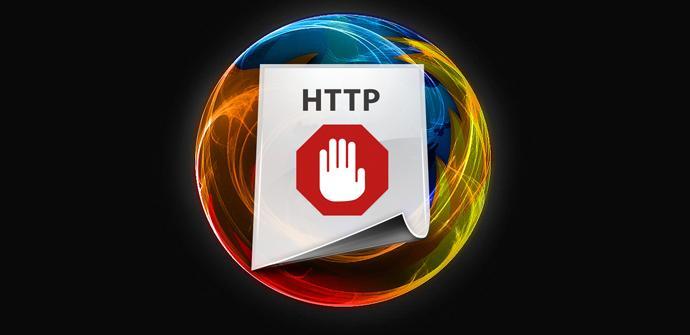 Firefox 59 considerará inseguras las páginas http