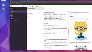 Joplin, una alternativa a Evernote disponible para Linux