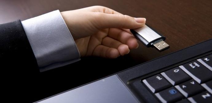 Mala seguridad de los USB