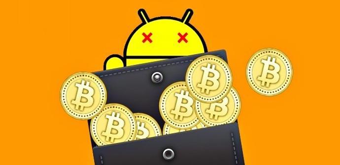 Monederos de Bitcoin falsos para Android