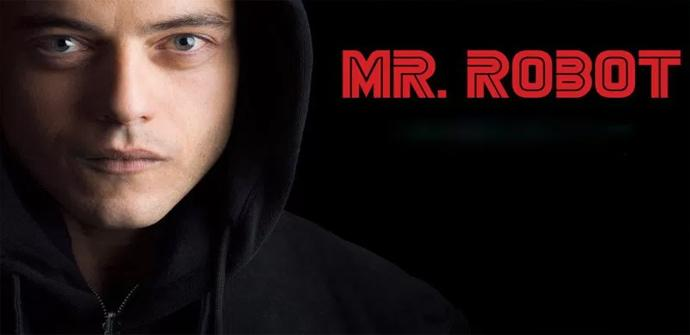 Complemento Mr. Robot en Firefox