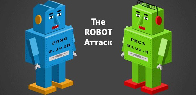 Así es la vulnerabilidad ROBOT