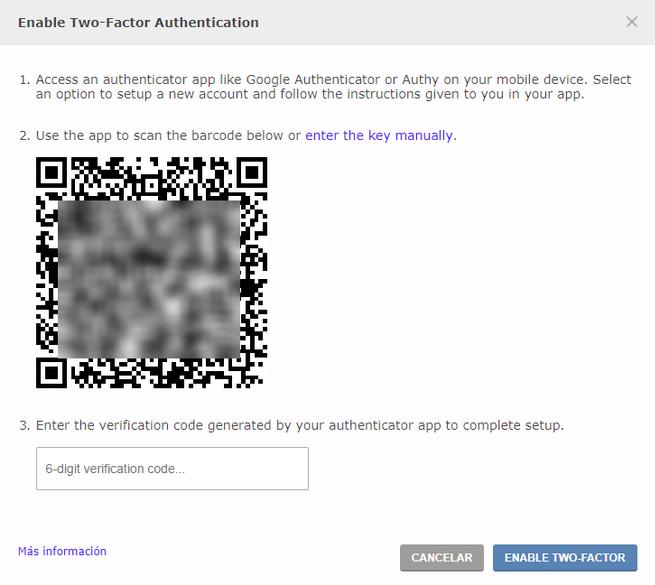 Activar 2FA Reddit