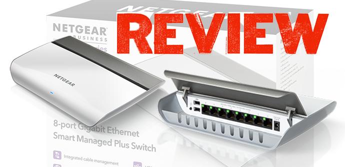 Análisis detallado del switch NETGEAR GS908E