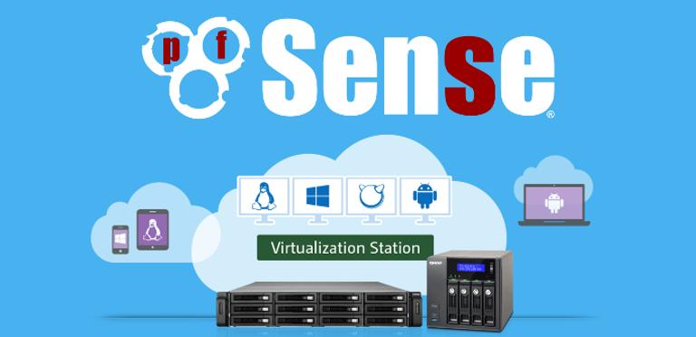 QNAP integrará PfSense para proporcionar el mejor firewall