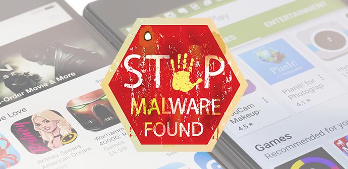 Play Store detectadas 36 aplicaciones malware