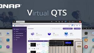 QNAP lanza su nueva tecnología de virtualización vQTS