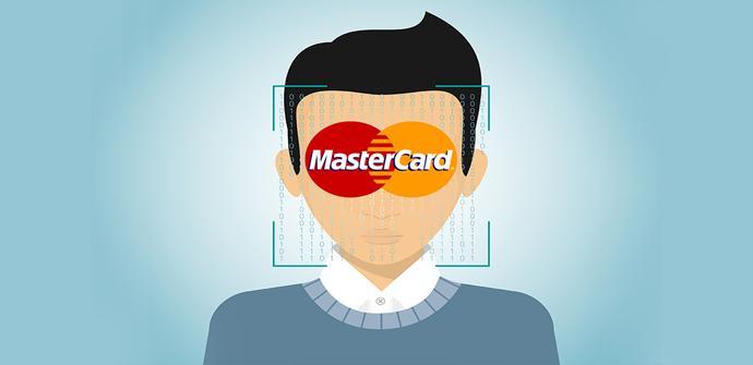 Datos biométricos en las tarjetas de Mastercard