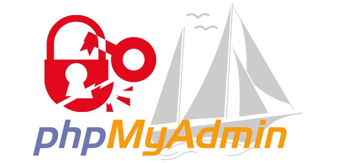 phpMyAdmin vulnerabilidad que permite dañar la información de las bases de datos