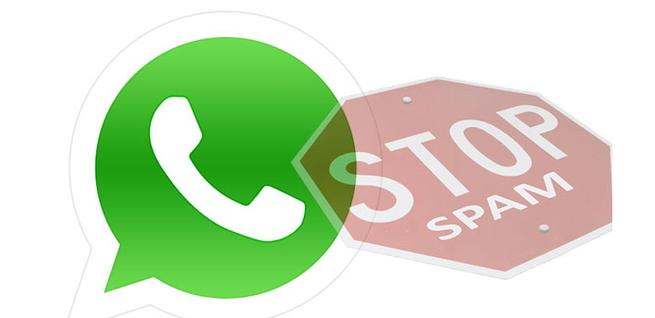 WhatsApp pondrá freno al Spam