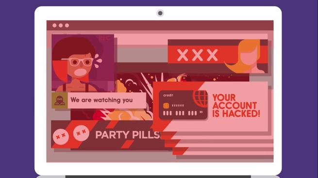 Día del Internet Seguro - campaña anti-piratería 2