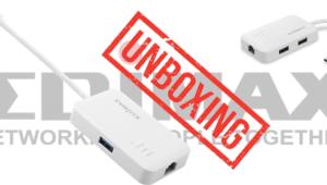 Edimax EU-4308: Unboxing y primeras impresiones de este adaptador USB Type-C