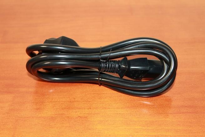 Cable de alimentación del Edimax GS-1008P V2