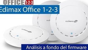 Análisis del firmware (básico) del sistema Wi-Fi Edimax Office 1-2-3 en vídeo