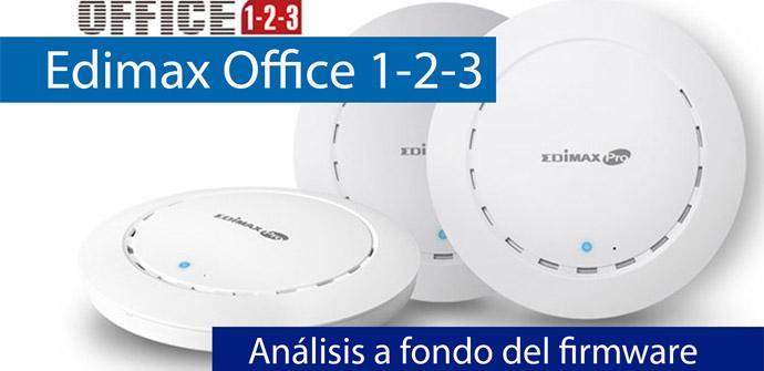 Ver noticia 'Análisis del firmware (básico) del sistema Wi-Fi Edimax Office 1-2-3 en vídeo'