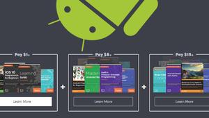 ¿Quieres aprender a programar en Android o iOS? No te puedes perder este pack de libros valorado en 1396 dólares