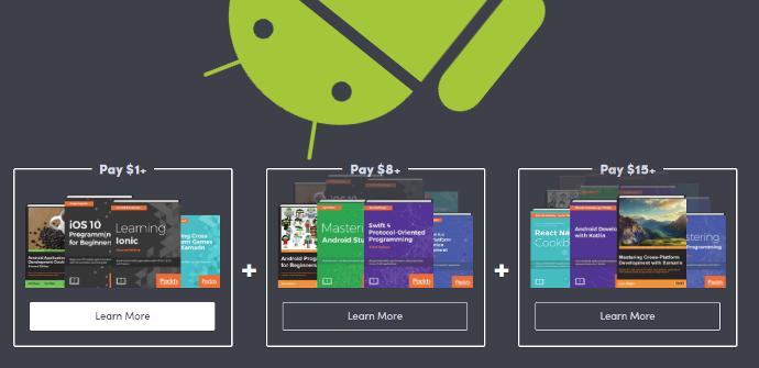 Humble Bundle programación Android