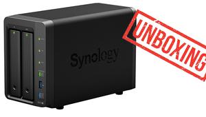 Synology DS718+: Unboxing y primeras impresiones de este NAS con procesador Intel