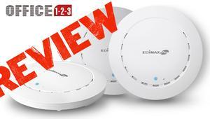 Análisis del sistema Wi-Fi profesional Edimax Office 1-2-3, el equipo ideal para oficinas