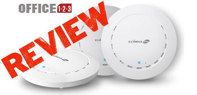 Ver noticia 'Análisis del sistema Wi-Fi profesional Edimax Office 1-2-3, el equipo ideal para oficinas'