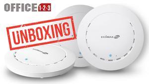 Conoce el sistema Wi-Fi profesional Edimax Office 1-2-3 para oficinas en nuestro video