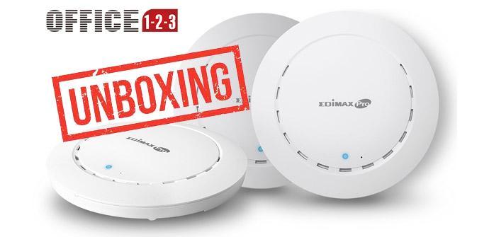 Ver noticia 'Conoce el sistema Wi-Fi profesional Edimax Office 1-2-3 para oficinas en nuestro video'