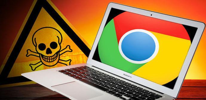 Extensiones maliciosas para Chrome