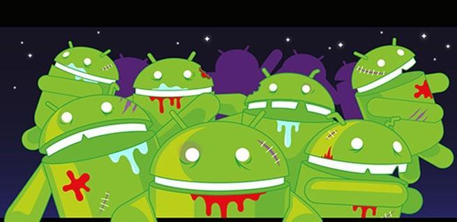 Malware de minería en Android
