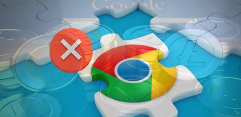 Minería de criptomonedas oculta en Chrome