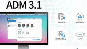 ASUSTOR lanza la nueva versión de su sistema operativo para NAS ADM 3.1