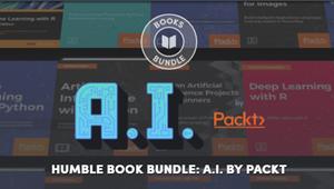 Conviértete en un experto en Inteligencia Artificial con estos 26 libros del nuevo Humble Book Bundle