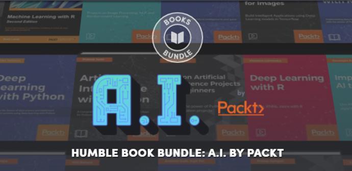 Humble Book Bundle AI