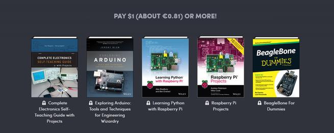 Humble Book BundleDIY Electronics 1