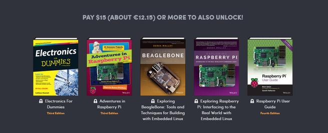 Humble Book BundleDIY Electronics 3