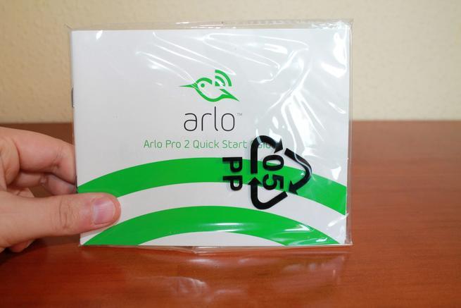NETGEAR Arlo Pro 2 documentación