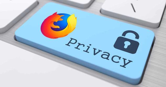 Privacidad Firefox 59