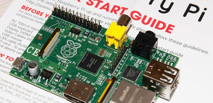 Raspberry Pi Start guide