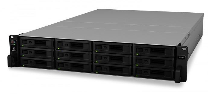 Synology RackStation RS3618xs NAS de hasta 144 TB de almacenamiento