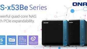 QNAP TS-253Be y TS-453Be: Conoce estos nuevos NAS Quad-Core con PCI-Express