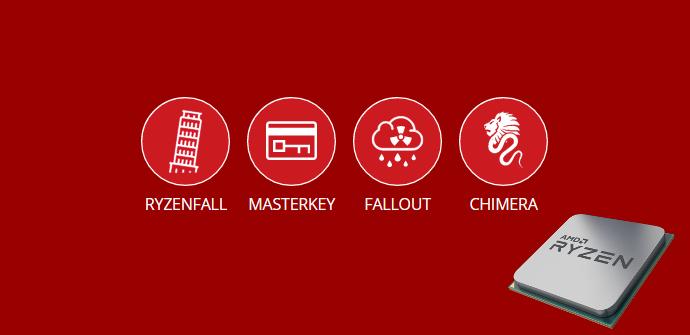 Vulnerabilidades AMD Ryzen