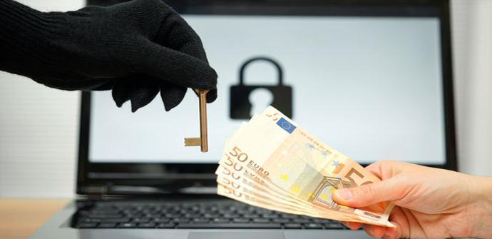Menos ransomware pero más variantes