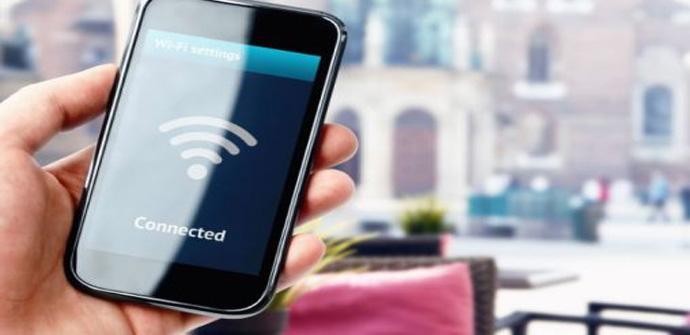 Buscar redes Wi-Fi disponibles con el móvil