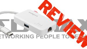 Edimax EU-4308: Análisis detallado de este adaptador USB que cuesta menos de 30 euros