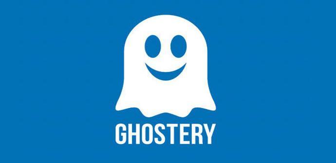 Novedades de Ghostery