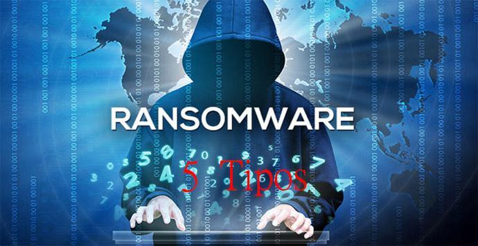 Tipos de ransomware y cómo protegernos