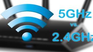 ¿Es mejor conectar un móvil a una red Wi-Fi 2.4 o 5 GHz?