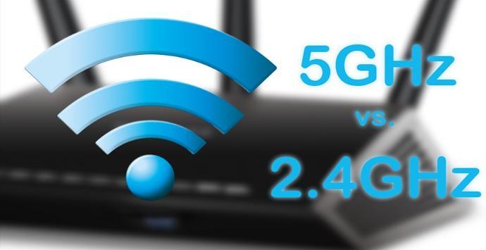 Diferencias entre 2.4 y 5 GHz